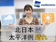 1月1日(水)朝のウェザーニュース・お天気キャスター解説