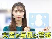 あす1月8日(金)のウェザーニュース お天気キャスター解説