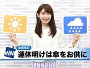 あす1月14日(火)のウェザーニュース・お天気キャスター解説