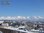 北海道・十勝岳で傾斜変動を伴う火山性微動 今後の活動に注意