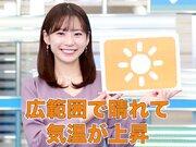 1月25日(月)朝のウェザーニュース・お天気キャスター解説