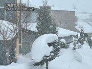 北日本や北陸は所々で強い雪 午後は落ち着く所が多い予想