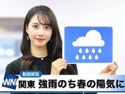 あす2月2日(火)のウェザーニュース お天気キャスター解説
