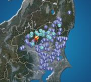 栃木県北部で地震発生 日光市で震度4 津波の心配なし