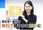 2月3日(月)朝のウェザーニュース・お天気キャスター解説