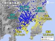 関東は「春一番」の発表なし 南風は東京都心まで届かず