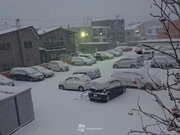北海道や東北北部 夜にかけて積雪の急増に注意