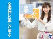 2月8日(金)朝のウェザーニュース・お天気キャスター解説