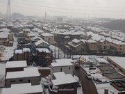東京で今冬初の積雪を観測 千葉県内は道路にも積雪