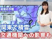 2月9日(土)朝のウェザーニュース・お天気キャスター解説