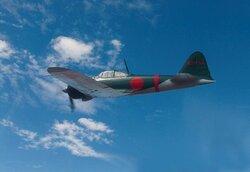 画像:零戦、資金不足で飛べない… 一般公開に向けてスポンサー募集