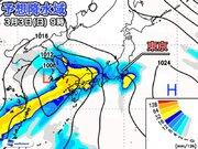東京マラソンは冷たい雨との闘いか