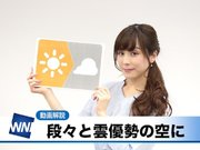 あす2月27日(水)のウェザーニュース・お天気キャスター解説