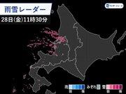 北海道で局地的な強雪に注意