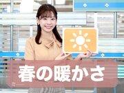 3月1日(日)朝のウェザーニュース・お天気キャスター解説