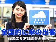 3月4日(水)朝のウェザーニュース・お天気キャスター解説