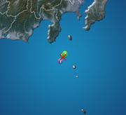 東京都で震度3の地震発生