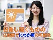 4月2日(木)朝のウェザーニュース・お天気キャスター解説