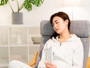 春の眠気対策! 体内時計をコントロールする昼寝術