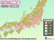 今日も花粉大量飛散中 西日本では「ヒノキ」のピーク