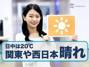 4月8日(水)朝のウェザーニュース・お天気キャスター解説