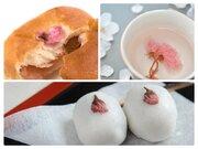 目で楽しんだあとは、舌でも楽しめる! 桜の花は二度おいしい!?