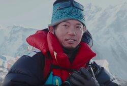 画像:指を9本失った登山家・栗城史多さんがエベレストで死亡か 海外メディアが報じる