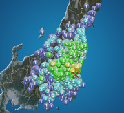 関東で震度4を観測する地震 津波の心配なし
