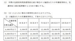 画像:JASRAC、音楽教室での楽曲使用料を文化庁に届出 包括契約で受講料収入の2.5%徴収