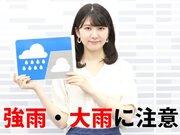 あす6月14日(日)のウェザーニュース・お天気キャスター解説