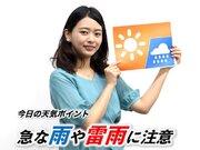 6月21日(金)朝のウェザーニュース・お天気キャスター解説