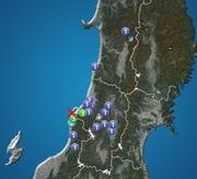山形県・新潟県で震度3の地震発生