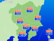 関東は梅雨寒が続く 東京は5月上旬並みの気温