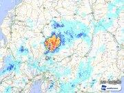 岐阜県で猛烈な雨 記録的短時間大雨情報の発表相次ぐ
