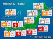 海の日×猛暑 熱中症や水の事故に注意