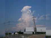 関東で雨雲発生 夜にかけて東京などでも天気急変に注意