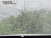 埼玉で局地的に激しい雨 関東は今夜にかけても短時間強雨に注意
