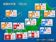 立秋も東海から西は猛暑継続 関東は雨が降ったり止んだり