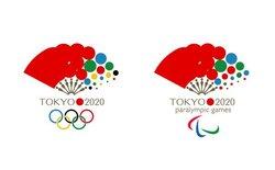 画像:扇モチーフの東京五輪エンブレムが「華やか」「雅」と大反響 海外在住日本人デザイナーが考案/画像提供:かんかん(@vivakankan)さん