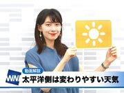 あす8月28日(金)のウェザーニュース お天気キャスター解説