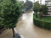 埼玉で激しい雷雨 突風による影響も