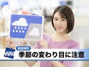 あす9月14日(金)のウェザーニュース・お天気キャスター解説