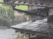 北日本や北陸で局地的に強い雨 沿岸部は20m/s超の強風も