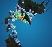北海道で震度5弱の地震 津波の心配なし