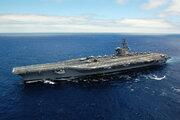 空母ロナルド・レーガンの一般公開が決定 10月12日米海軍横須賀基地で