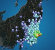 千葉県で震度4を観測する地震 津波の心配なし