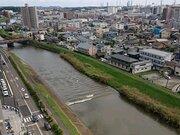 <宮城>川が逆流 仙台湾の「副振動」の影響か