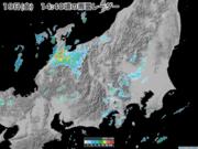 関東は夕方にかけ一時的な雨に