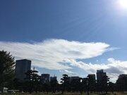 関東や東海で季節外れの暑さ 25℃超の夏日に