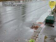 北海道や本州の日本海側で雨 雷や突風などにも注意